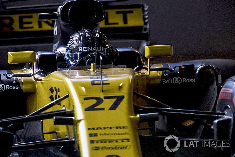 Hülkenberg örül, hogy az utolsó pillanatban legyőzte a McLareneket