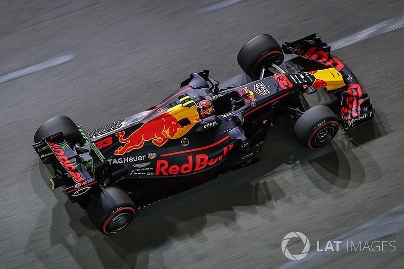 EL3 - Verstappen, Vettel et Hamilton dans un mouchoir de poche