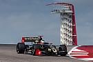 Биндер выиграл первую гонку Формулы V8 3.5 в Остине, Оруджев второй