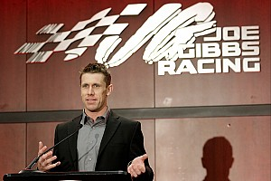 NASCAR Cup Breaking news Carl Edwards to run for Senate seat in 2018?