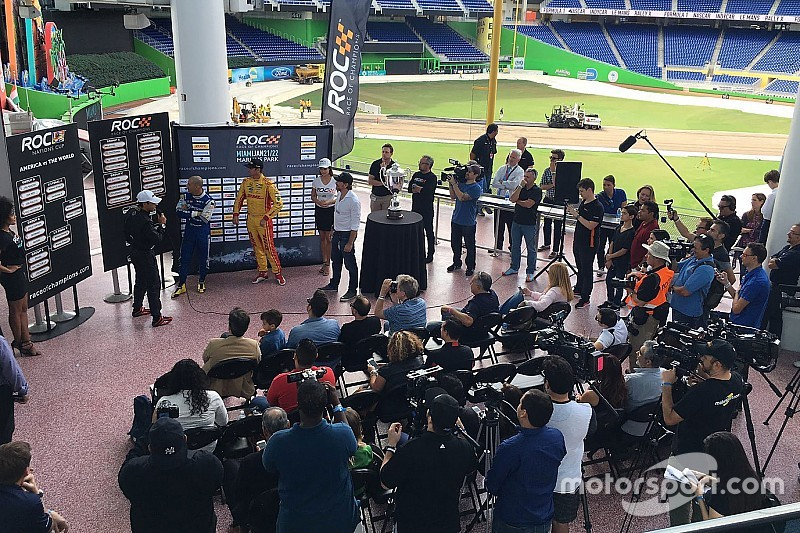 """Loting Race of Champions in Miami: """"Racen tegen zoveel talenten is uniek"""""""