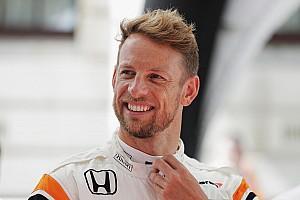 Button quiere volver a competir a tiempo completo en 2018