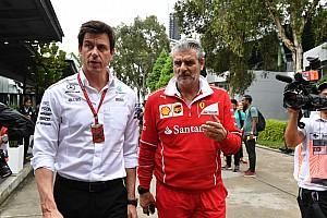 F1 Noticias de última hora Mercedes lamenta el mal momento de Ferrari