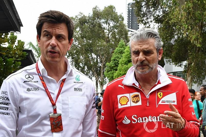 Ferrari vs. Mercedes: Jetzt beginnen die Psycho-Spielchen