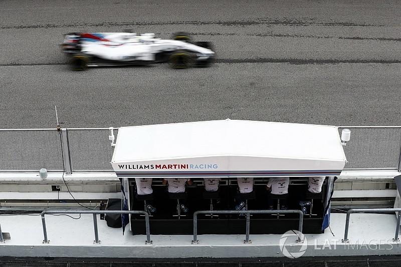 Képeken Kubica a hófehér Williamsszel