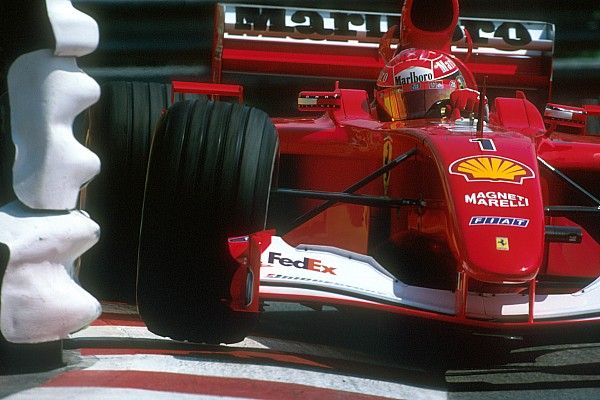 F2001 van Michael Schumacher onder de hamer in New York