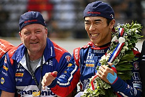IndyCar Breaking news Sato now a championship contender, says race engineer