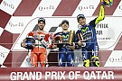 Qatar MotoGP: Vinales beats Dovizioso in epic duel
