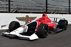 IndyCar News IndyCar stellt Autos für 2018 vor