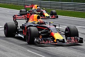 Formule 1 Diaporama La saison 2017 de Red Bull en 50 photos