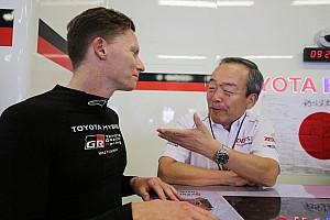 Le Mans 速報ニュース トヨタ内山田会長「みんな逞しくなったが、まだやるべきことがある」