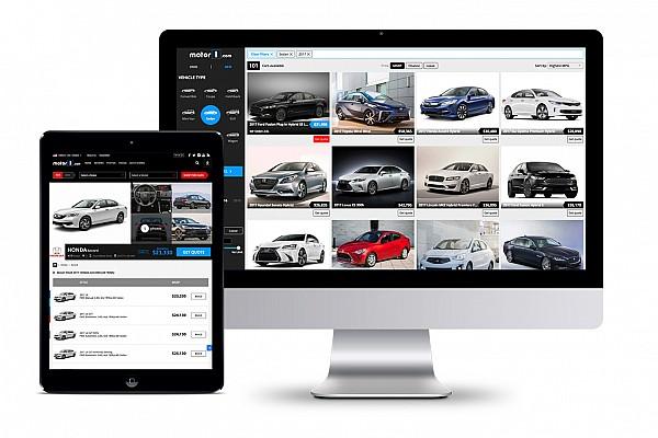 Automotivo Notícias do Motorsport.com Motor1.com lança plataforma de compra de carros
