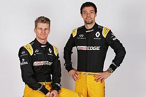 Forma-1 BRÉKING Így mutat a Renault legújabb F1-es versenyzői szerelése