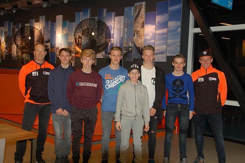 Proyek Rookie MXGP diluncurkan di Papendal