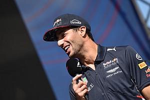 Fórmula 1 Noticias Red Bull está listo para ofender, dice Ricciardo