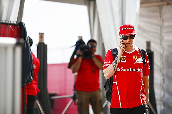 F1 速報ニュース ライコネン「今のドライビングに満足。誰が何を考えようと関係ない」