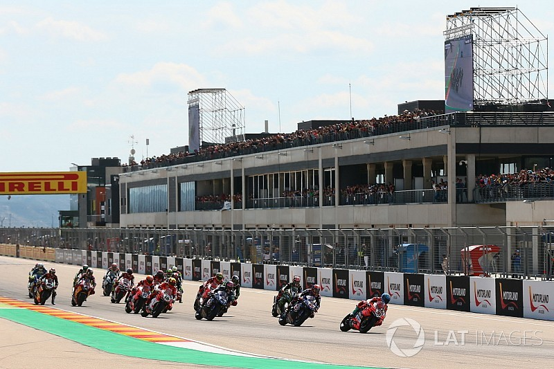 World Superbike konfirmasi sambangi Argentina