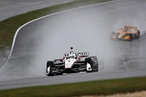 IndyCar Réactions Newgarden surpris par le pari de ses adversaires en slicks