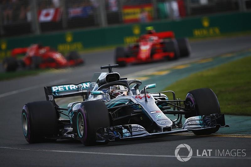 Vettelreconnaît un écart de 3 à 4 dixièmes avec Mercedes