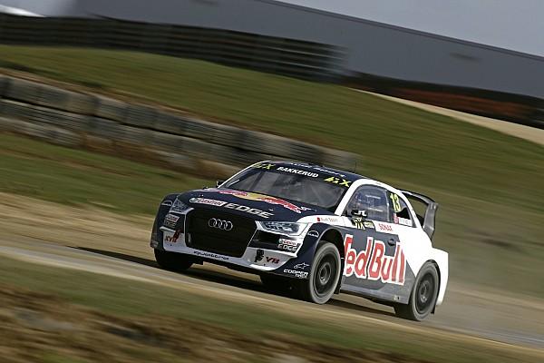 Silverstone testinde en hızlı isim Ekström