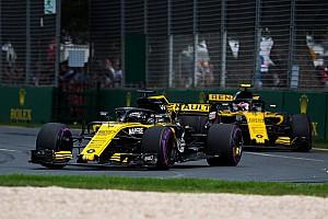 Formule 1 Nieuws Renault blij met line-up: