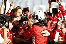 Красный Альберт-парк. Как Феттель и Ferrari праздновали победу