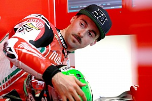 World Superbike Breaking news Alami kecelakaan, Laverty patah tulang panggul