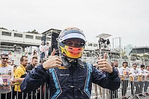 FIA F2 Breaking news F2 form man Albon confirmed for full season with DAMS
