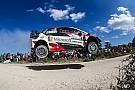 WRC Tanak fölényes győzelmet aratott Argentínában