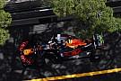 Риккардо показал лучшее время в тренировке, Ферстаппен разбил машину