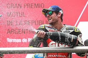 MotoGP Intervista Crutchlow: