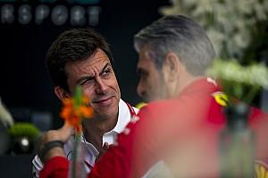 Formula 1 Intervista Wolff lancia la sfida alla Ferrari: