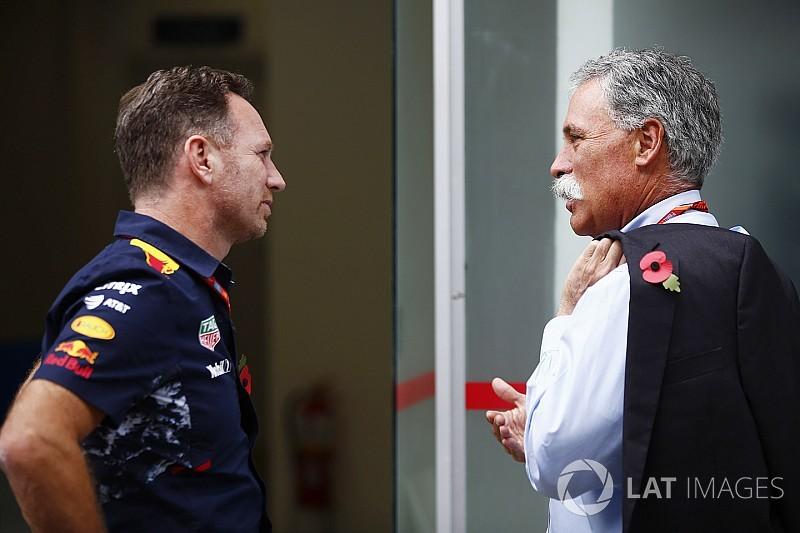 """Horner dice que las críticas de Lauda a Liberty son """"injustas"""""""