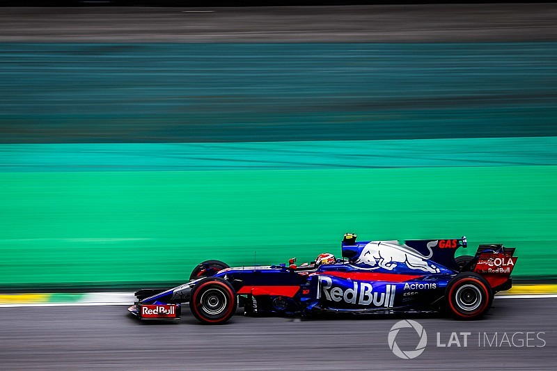 "Gasly ""completely lost power"" 200 metres before finish"