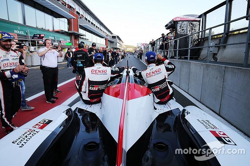 La intensa preparación que llevó a Alonso a ganar en Spa