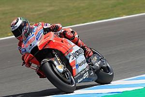 MotoGP Reactions Uji coba komponen baru GP18, Lorenzo percaya diri