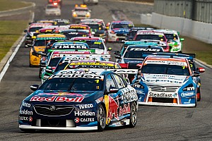 Supercars Breaking news Supercars looking to lead new manufacturer talks