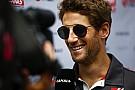 """Formule 1 Grosjean droomt nog van Ferrari: """"Maar moet topwerk leveren"""""""