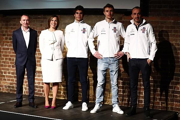 La presencia de Kubica es excelente para Williams, destaca Stroll