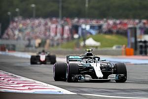 Formule 1 Résultats GP de France : les vitesses de pointe