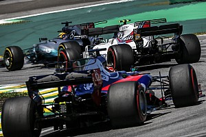 Formula 1 Special feature Strategy Report: Dramatic moves with nothing to lose