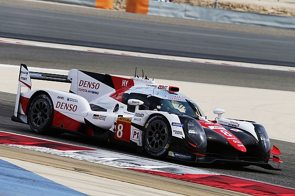 WEC Breaking news Alonso did