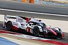 Alonso se pone al volante del Toyota LMP1