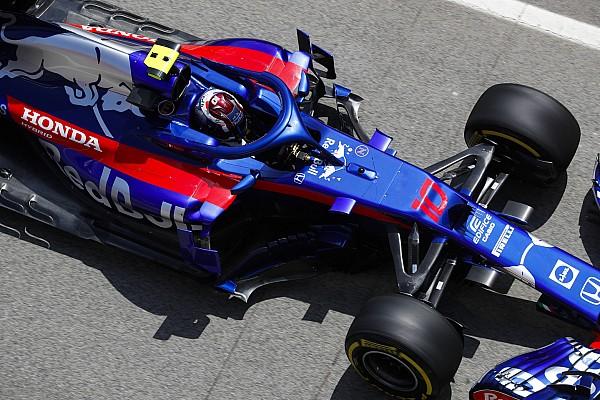 Formule 1 Actualités Toro Rosso veut un pilote japonais avec Honda