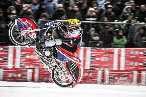 Полный «комплект»: как прошел третий этап Ice Speedway Gladiators
