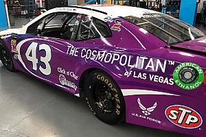 NASCAR Sprint Cup Noticias Darrell Wallace Jr. lucirá colores especiales en Las Vegas