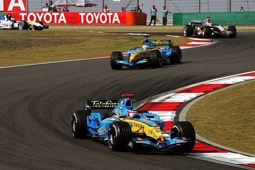 16 octobre 2005 : le premier titre constructeurs de Renault F1