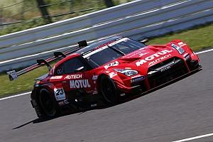 スーパーGT 速報ニュース 予選15番手も、松田次生「決勝は良い方向になるはず」とポイント狙う