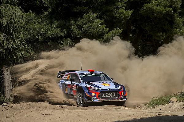 WRC Noticias Sordo sube al 4º puesto en Portugal tras la penalización a Lappi