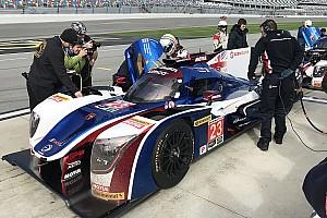 IMSA Noticias Alonso completó sus primeras vueltas en Daytona